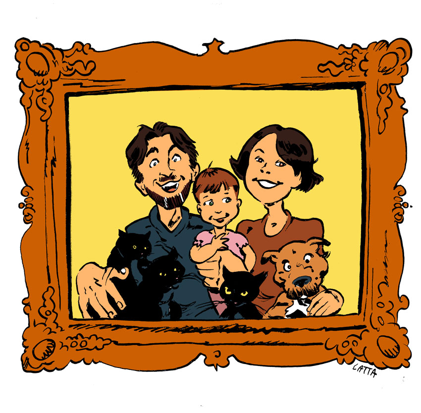 alisa's-family