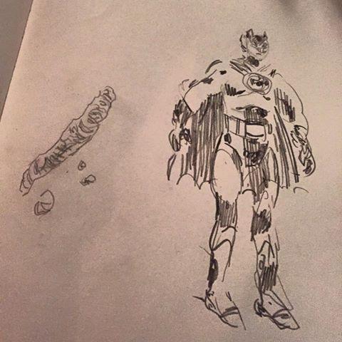 batman turd