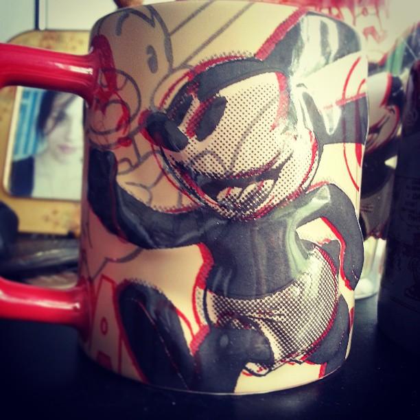oswald mug