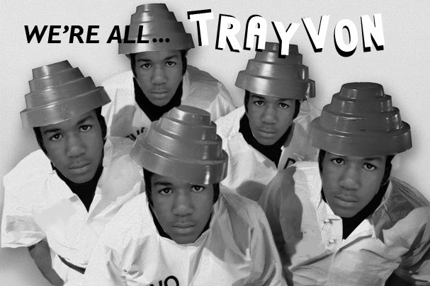 WE'RE-ALL-TRAYVON