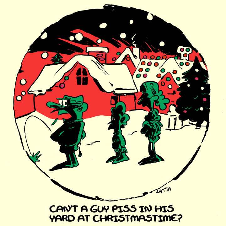 pee-christmas
